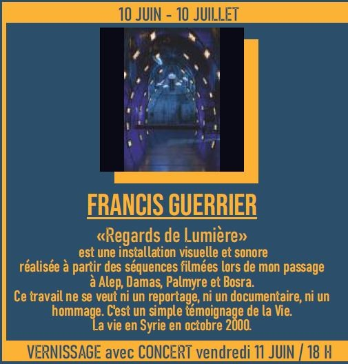 francis guerrier cathedrale